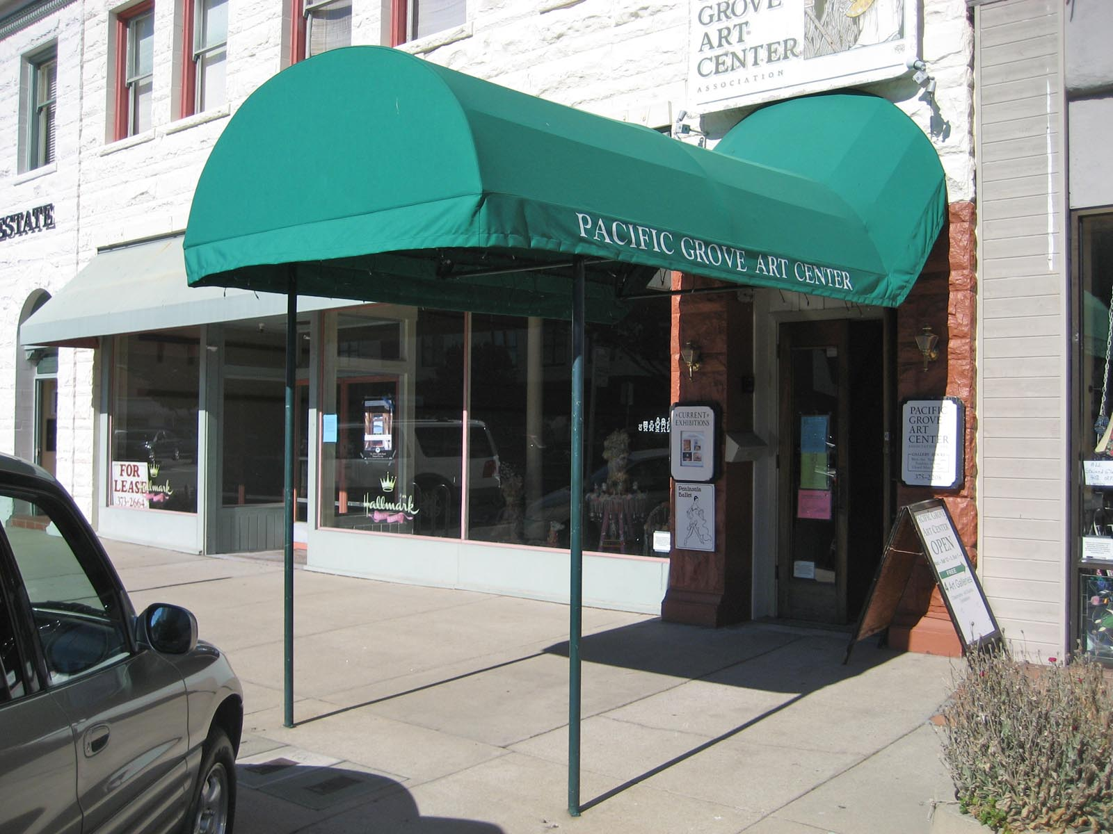 Commercial Awnings - Acme Awning