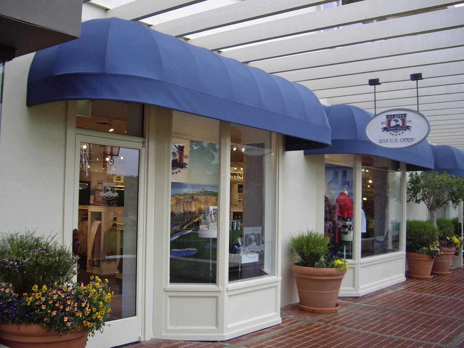 Commercial Awnings Acme Awning